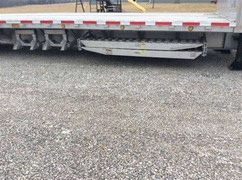 aluminum step deck rs 2016 reitnouer drop deck trailer 53x102 aluminum sliding