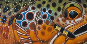 Abstract Brown - Beetle Giclee Print | Derek DeYoung