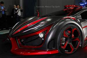 Mexico, U2019s, First, Hypercar, The, Inferno, Exotic, Car, Isn, U2019t