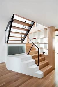 deco escalier des idees pour personnaliser votre escalier With good peindre escalier bois en blanc 3 deco escalier des idees pour personnaliser votre escalier