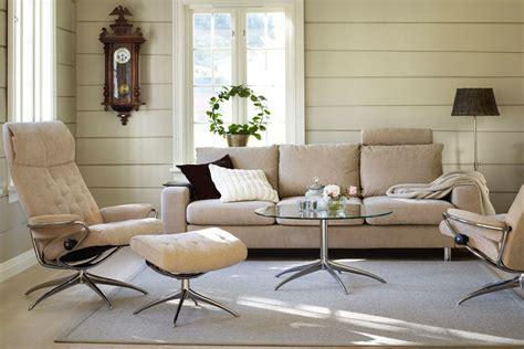 canap駸 stressless canap 233 stressless de relaxation e200 mobilier de
