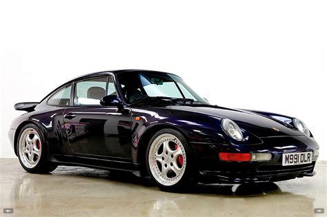 Sales Spotlight: Porsche 993 Carrera RS
