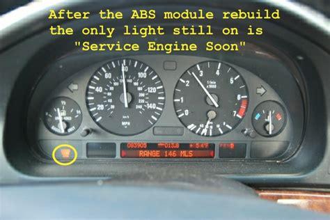 Mini Cooper Service Engine Soon Light Flashing