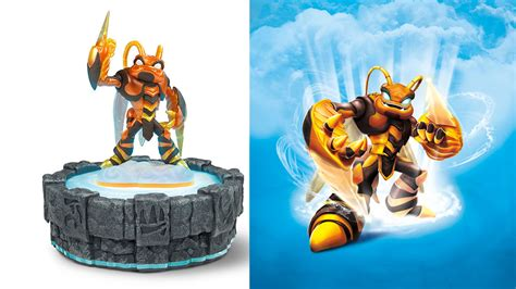 The Newest Skylander Is A Giant Bee, And They Didn't Name