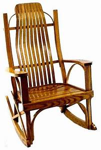 amish straight arm bent rocker With amish rocking chair for sale