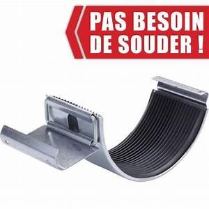 Réparer Une Gouttière En Zinc : une jonction en zinc 39 joint 39 raccorde deux goutti res ~ Premium-room.com Idées de Décoration