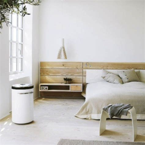 Chic Scandinavian Studio With Lofted Bed by Chic Scandinavian Studio Ideas With Lofted Bed 03