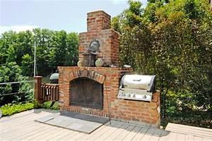 Outdoor Kitchen Selber Bauen : gemauerter grill wollen sie diesen selber bauen ~ Lizthompson.info Haus und Dekorationen