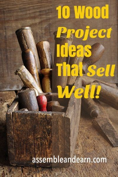 top   selling wood crafts    sell