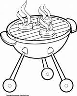 Grill Clipart Hamburger Cookout Cartoon Cliparts Outline Bbq Clip Grillout Transparent Coloring Barbecue Cooking Hamburgers Webcomicms Stool Clipartmag Appliance Accessory sketch template