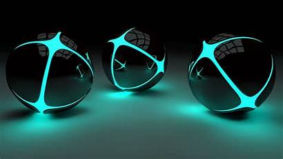 3d Glowing Ball Vision Lights Computer Glasses