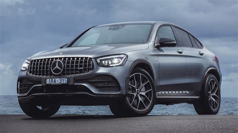 Customize your 2021 amg glc 43 coupe. 2020 Mercedes-AMG GLC 43 Coupe HD Wallpaper | Background Image | 1920x1080 | ID:1070116 ...