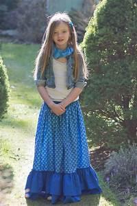 Gloriau0026#39;s Tween Maxi Skirt Sun Dress and Top by CreateKidsCouture