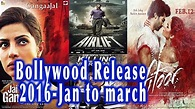 Bollywood Movie Release 2016 January - March | Most ...