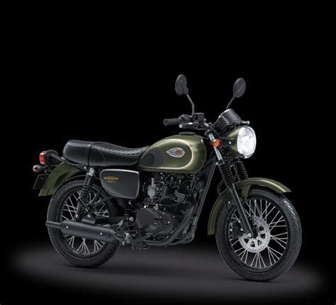Kawasaki W175 Image by Kawasaki W175 Dilancar Di Indonesia Dari Rm9 085 Image