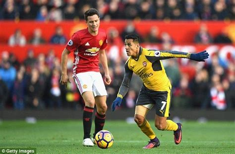 Manchester United 1-1 Arsenal PLAYER RATINGS | Manchester ...