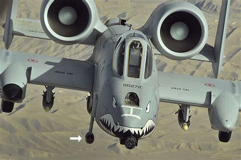 Filea10 Thunderbolt Ii Flies A Closeairsupport Mission