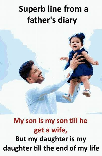 Daughter Father Dad Quotes Mom Parents Papa