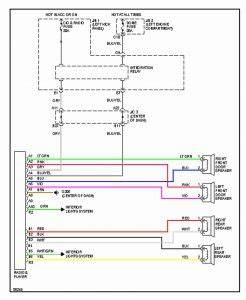 The Stereo Unit Wiring Diagram For A2015 Toyota Tacoma