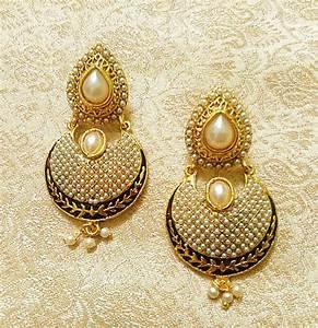 Latest Beautiful Jhumka Jewelry Designs For Diwali