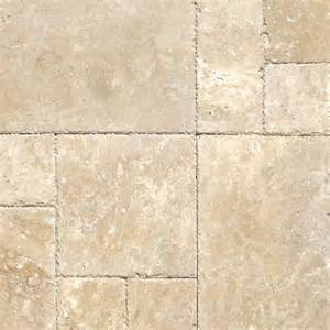 ms international tuscany beige pattern honed unfilled chipped travertine floor and wall tile 5