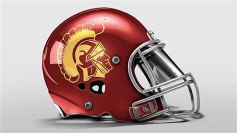 usc football helmet design concepts