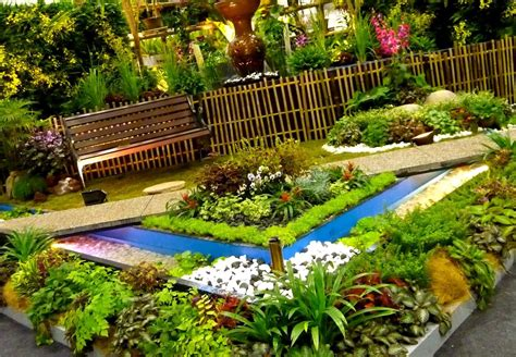 Small Garden Decoration Ideas Office