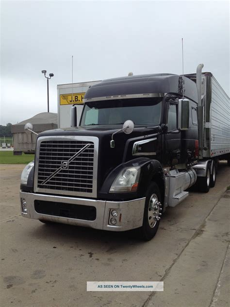 volvo commercial vehicles 2009 volvo vt 830