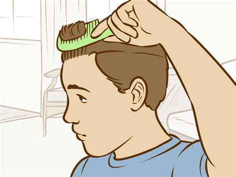 how to conk hair with pictures wikihow