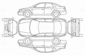 Automobile Damage Diagram
