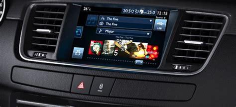 video interface  peugeot   smeg  smeg touchscreen