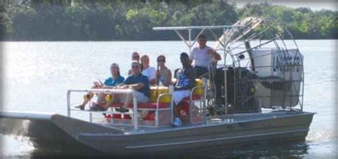 Have Fun This Summer With A Fan Boat Sw Tour In New