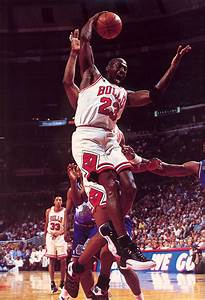 "Flashback // Michael Jordan Wearing the ""Playoff"" Air ..."