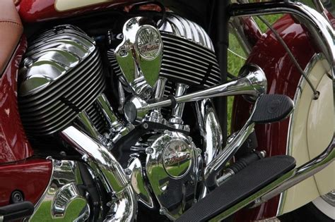 Indian Motorcycle Air Horn