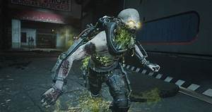 Advanced Warfare Exo Zombies Infection DLC Has Exploding