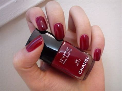 The Perfect Iconic Red Nail Polish For