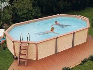 Piscine Hors Sol Composite : achat piscine hors sol composite zodiac mat riel piscine ~ Dode.kayakingforconservation.com Idées de Décoration