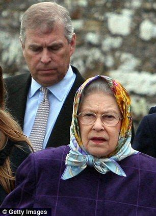 Mellowing of a Monarch: Andrew used to call her 'Your ...