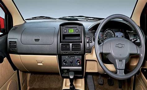 Chevrolet Tavera Price In India (gst Rates), Images