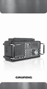 Grundig Radio 750 User Guide