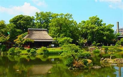 4k Japan Japanese Garden Papers Wallpapers Desktop