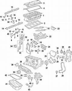 Chrysler Pt Cruiser Engine Oil Pan