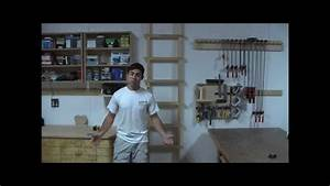 Woodworking Shop Layout and Tour - YouTube