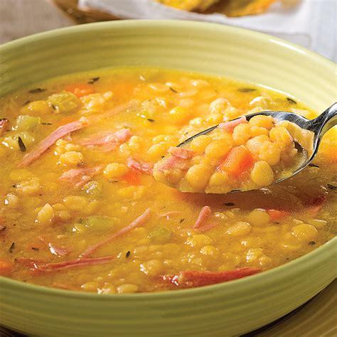 2 recette cuisine soupe aux pois et jambon recettes cuisine et nutrition