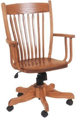 norwich real wood office chair countryside amish furniture