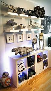 35, Awesome, Star, Wars, Room, Decor, Ideas, For, Space, Adventure