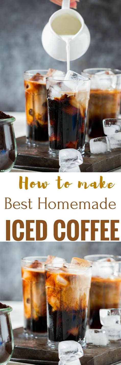 Espresso martinis and boozy iced coffee recipes are a lot of fun, filled with delicious flavors and sure to keep you awake through the party. Iced Coffee | Recipe | Coffee recipes, Best iced coffee, Iced coffee at home