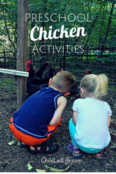 preschool chicken activities 453 | s u m m e r t i p s 2