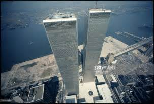 World Trade Center Twin Towers View