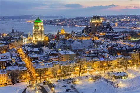 Visiting Quebec City Winter